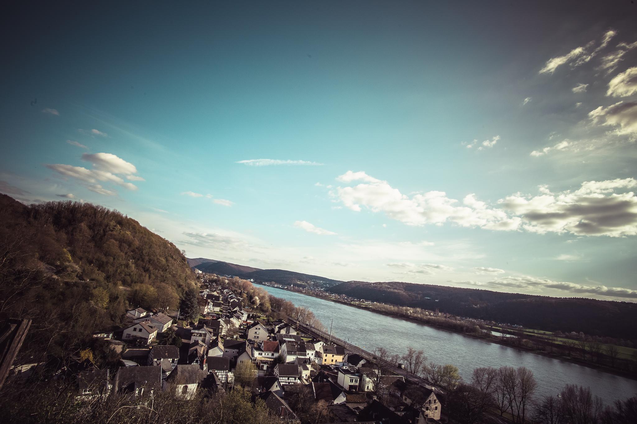 Rheinsteig Etappe 4